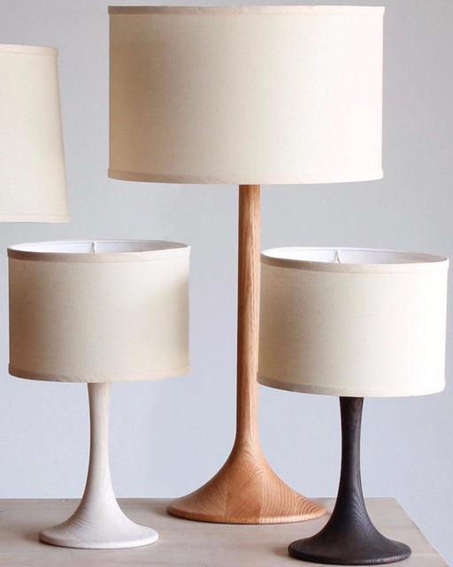 lostine trumpet wood lamp group