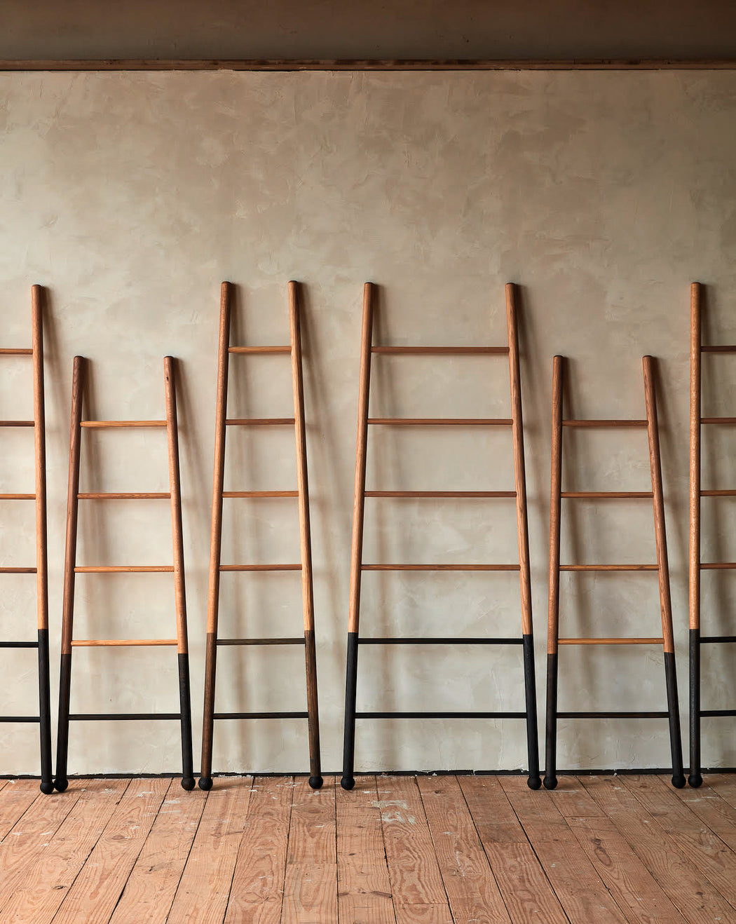 Bloak Ladder - sizes - shelving - Lostine