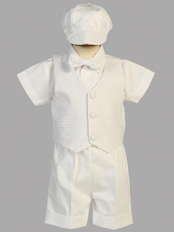 Dexter - Baby Boys Baptism Christening Outfit - Malcolm Royce