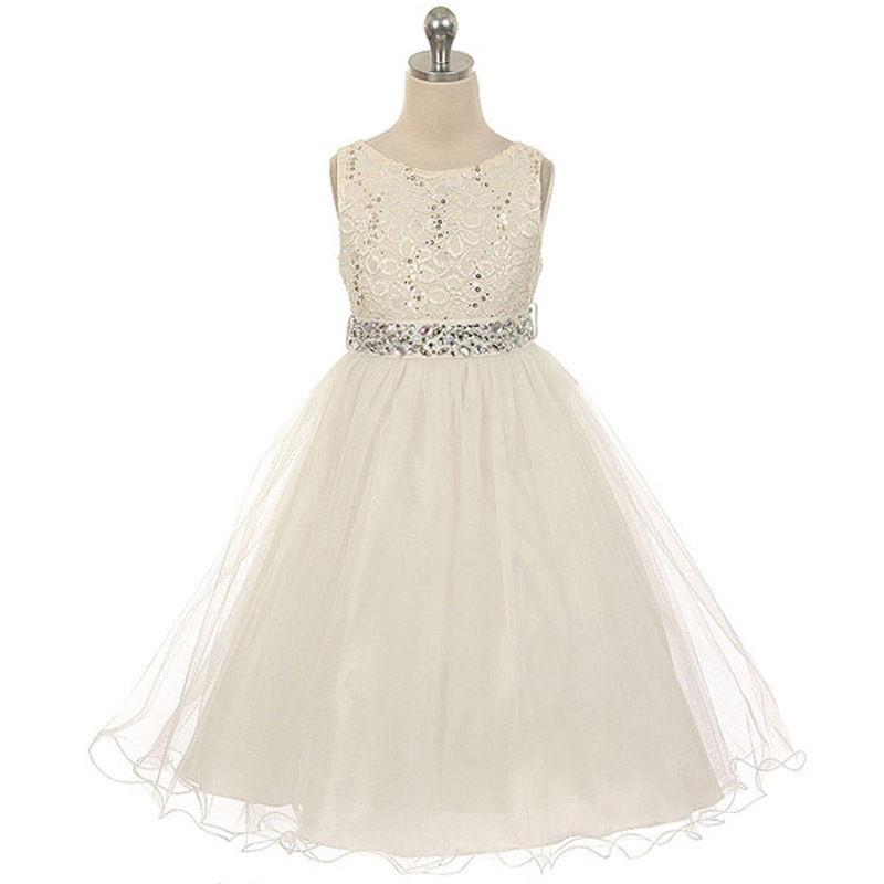 Flower Girl Dress (Tea Length)