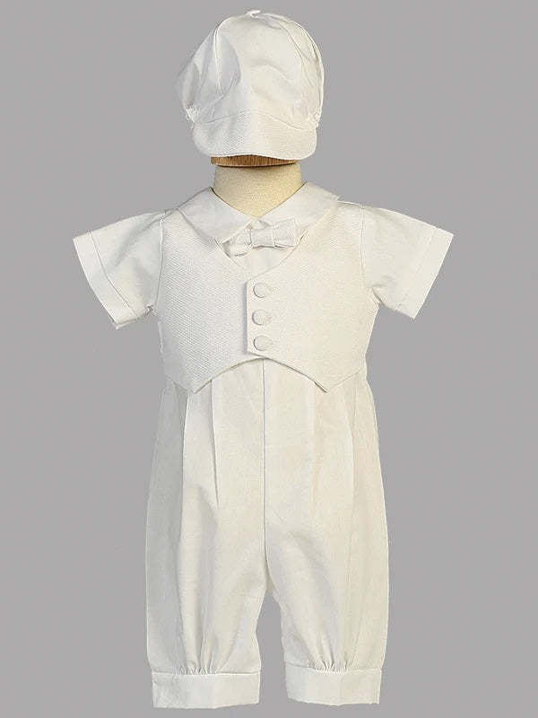 Tyler - Baby Boys Baptism Christening Outfit - Malcolm Royce