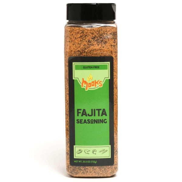 Fajita Seasoning 25.5 oz Shaker