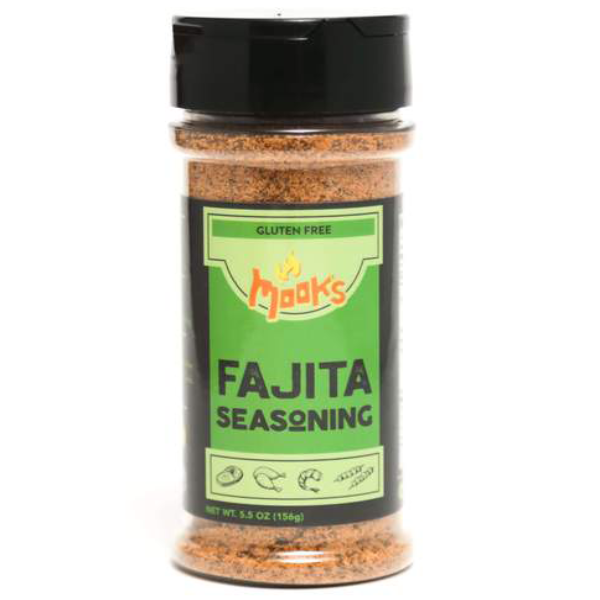 Fajita Seasoning 5.5 oz Shaker
