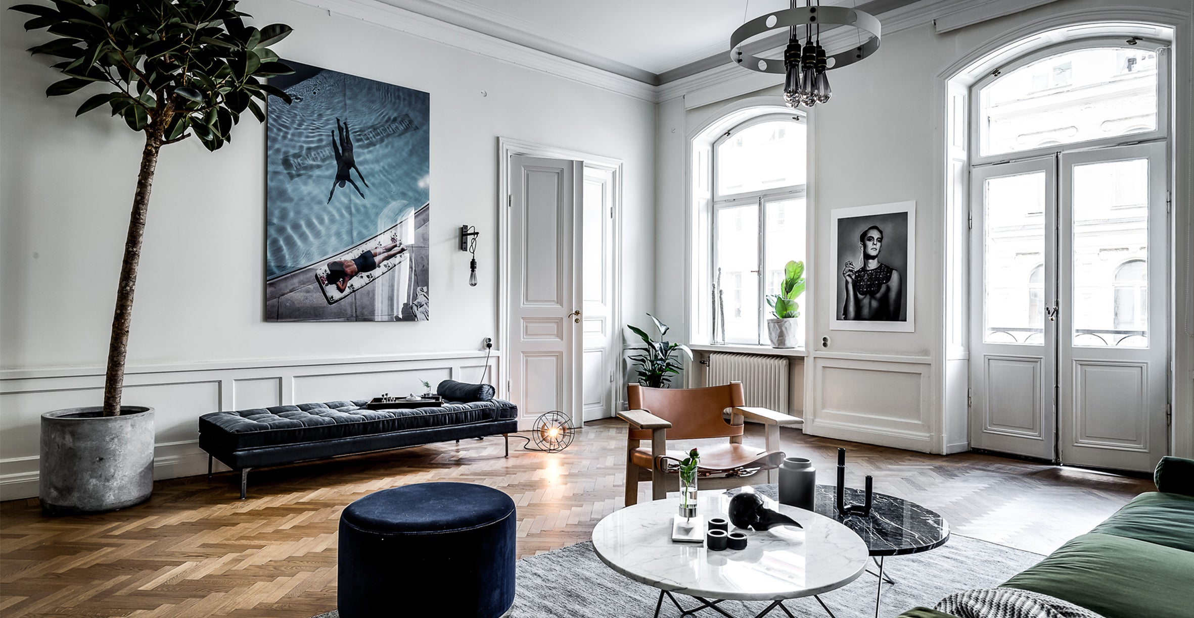 FENCY & SPOOL styled by Swedish interior guru Henrik Nero