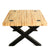 Outlet Tafel SIDE ABLE pallet hout - sustainable interior design