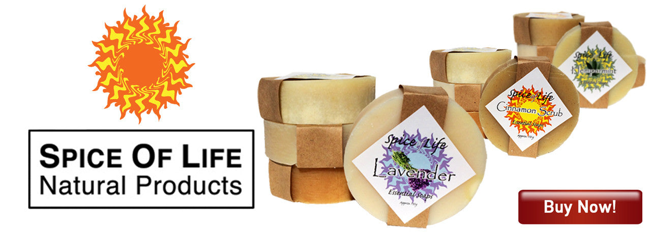Spice of Life Natural Products Essential Soap