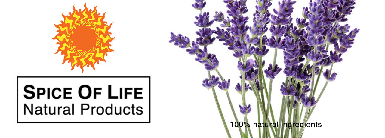 Spice of Life Natural Products - Made with Love