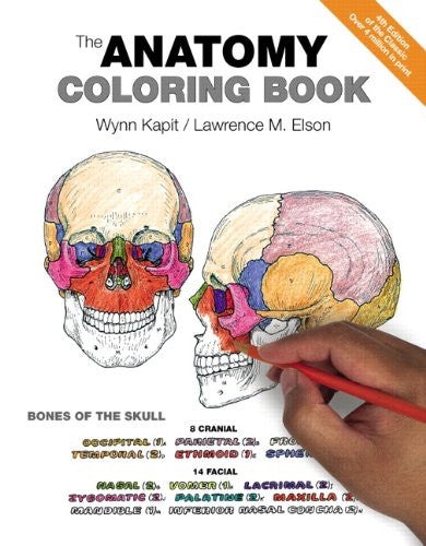 """The Anatomy"" - Coloring Book"