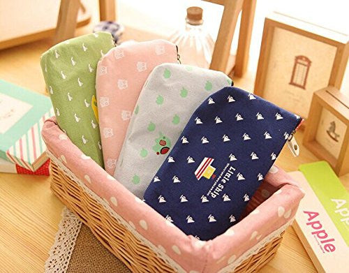 ANFIMU Adorable Animal Pencil Case set of 4