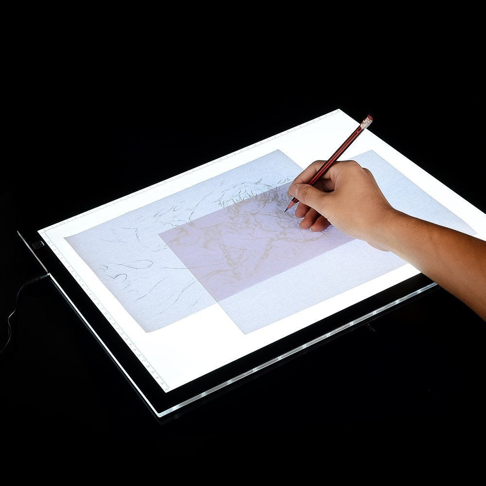 A4 Ultra-thin Portable Artist LED Light Box