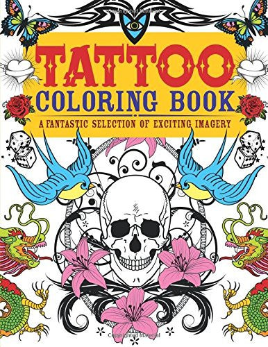"""Tattoo"" - Coloring Book"