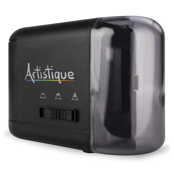 Artistique Electric Pencil Sharpener - Black