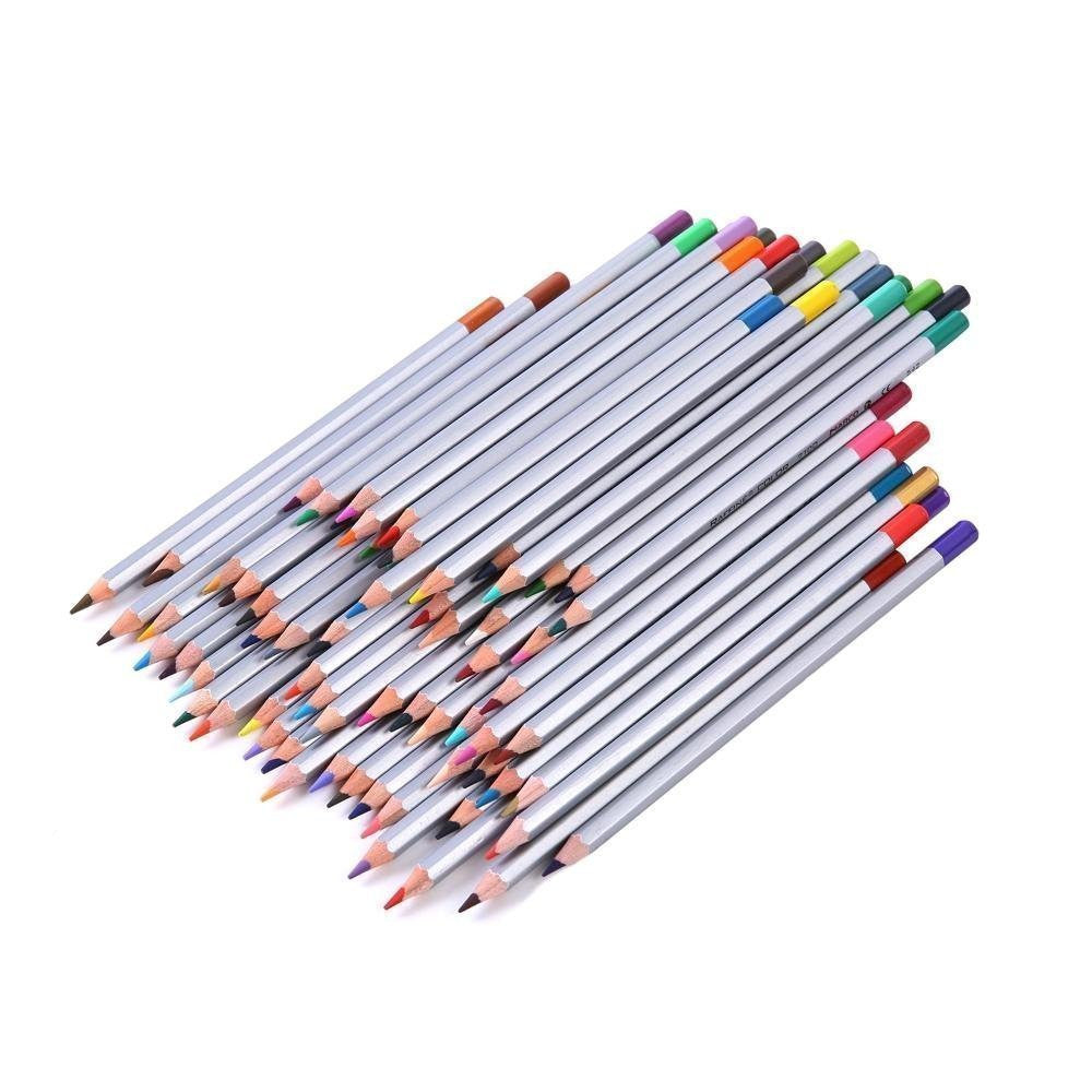 Huhuhero Macro Colored Pencils set - 72 colors