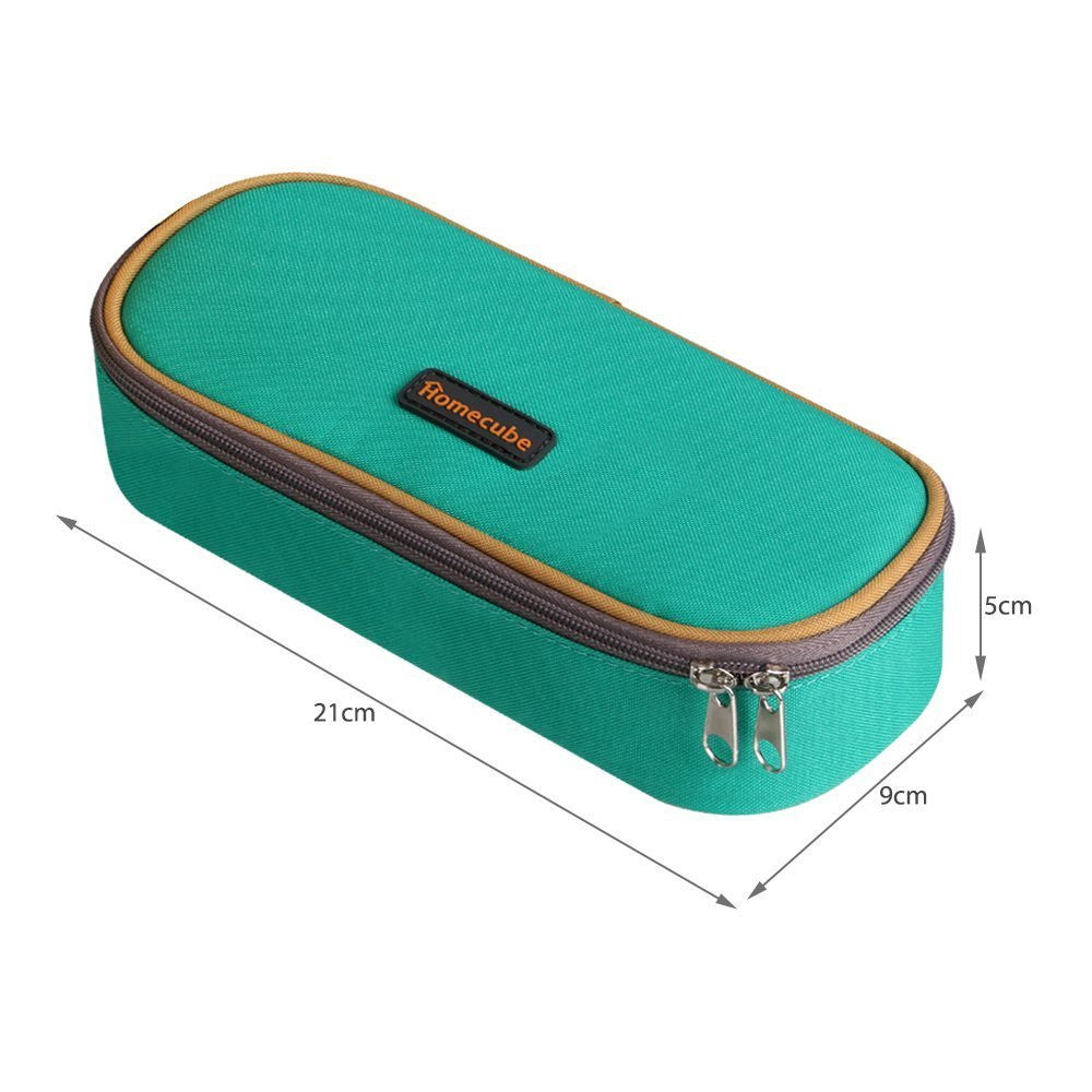 Homecube Big Capacity Pencil Case - Green