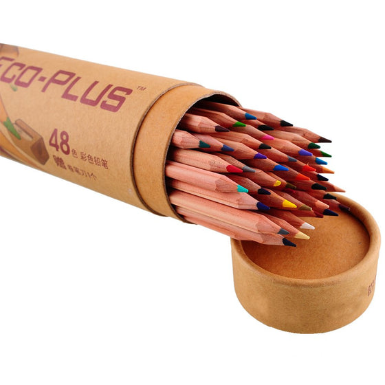 TIRIN Art Colored Pencils 48 Assorted Colors