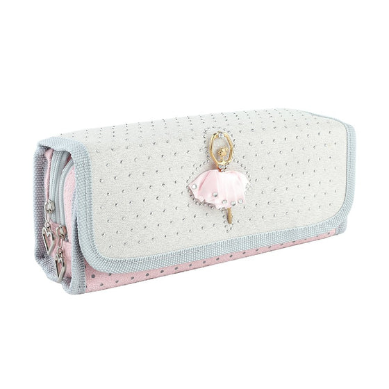Crystallove Pencil Case - Lightgray