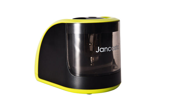 Jancosta Electric Pencil Sharpener - Yellowish Green