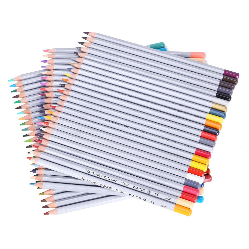 GHB Colored Pencils 72 Colors