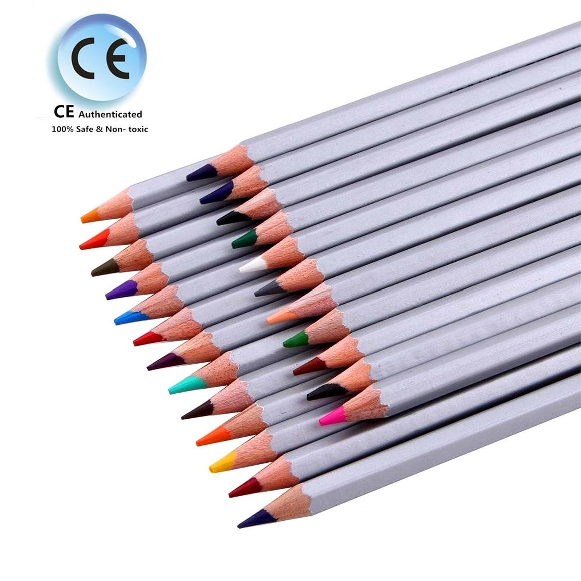 EIALA Marco Raffine Premier Colored Pencils - 24 Colors
