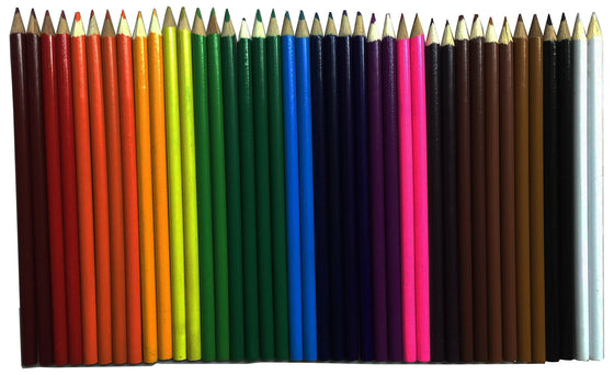 Artist Sketch Colored Pencils 2 Packs Of 20