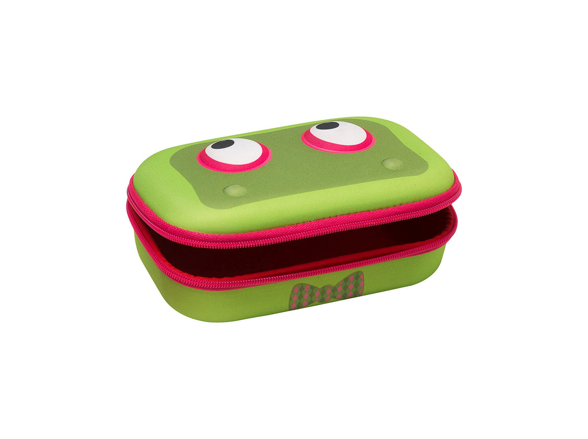 ZIPIT Beast Box Hard Shell Pencil Case - Green