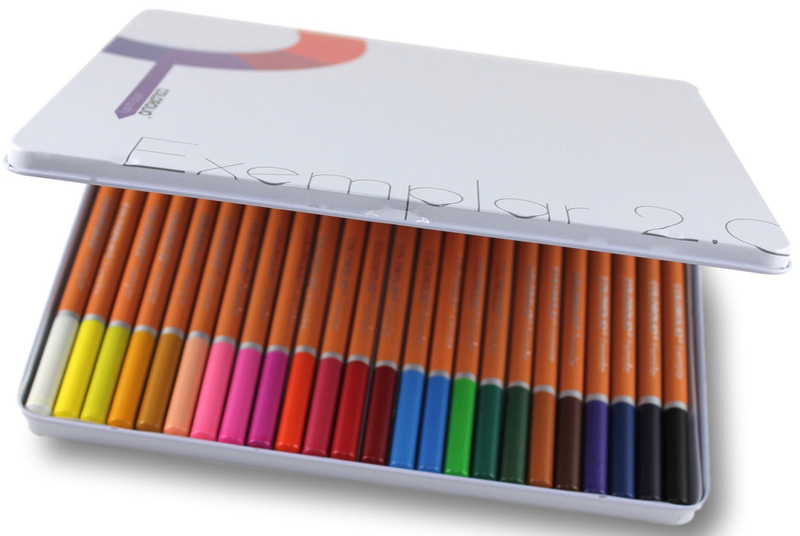 Colorolio Colored Pencils for Artists 24 Pieces