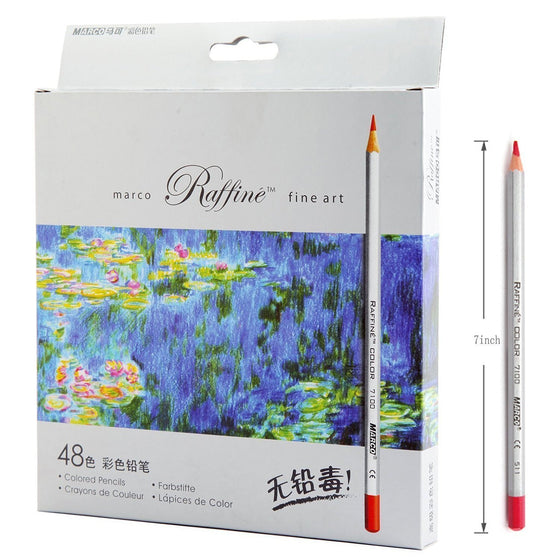 SUNYOU Colored Pencils - 48 Colors
