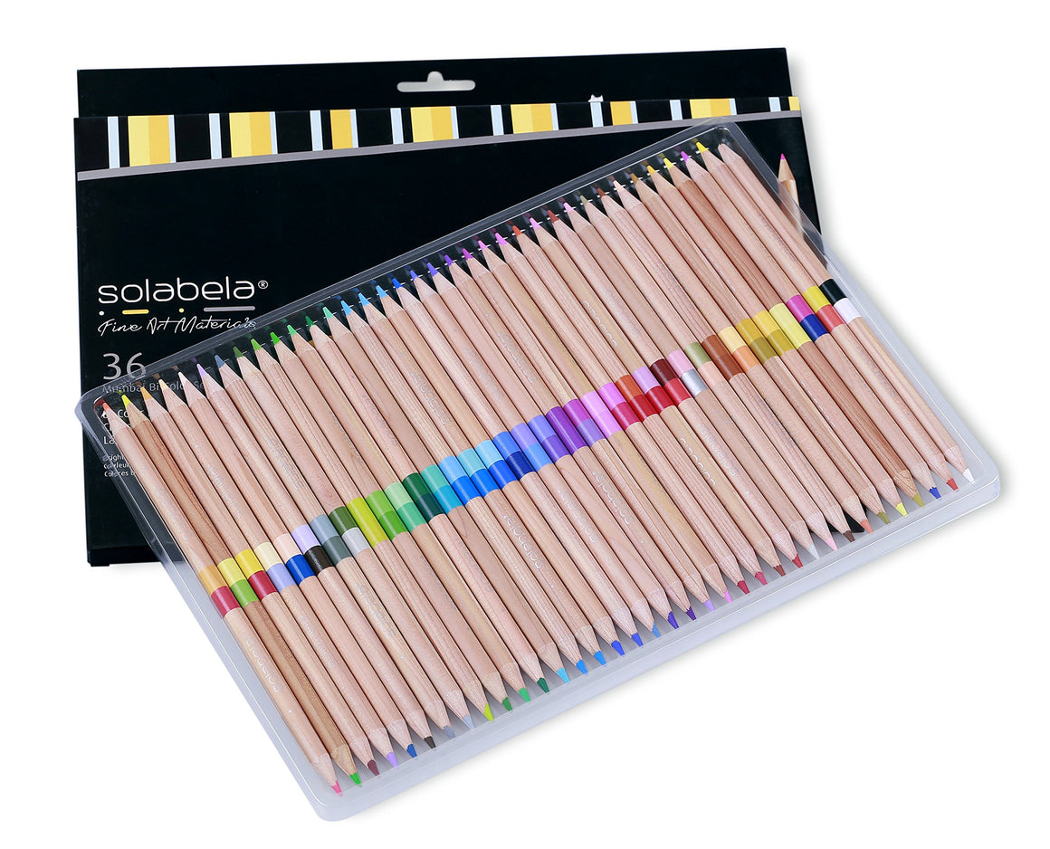 Solabela Colored Pencils - 72 Colors