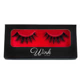 The Signature Flash Fake Eyelashes - Wink My Way