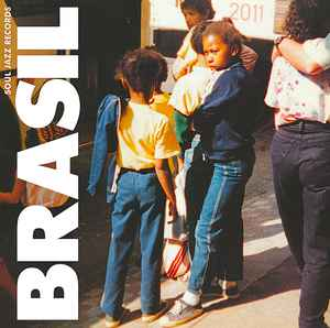 Various ‎– Brasil, Soul Jazz Records LP405 2018 Edition LP