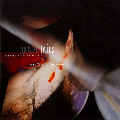 Cocteau Twins - Stars & Topsoil: A Collection 1982-1990 2LP Limited Edition White Vinyl