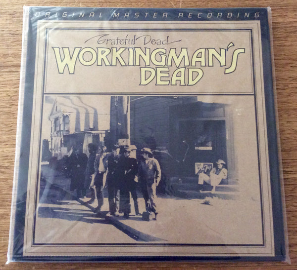 "Grateful Dead ""Workingman's Dead"", Double 180g 45RPM Audiophile Vinyl LP (MFSL 2-428)"