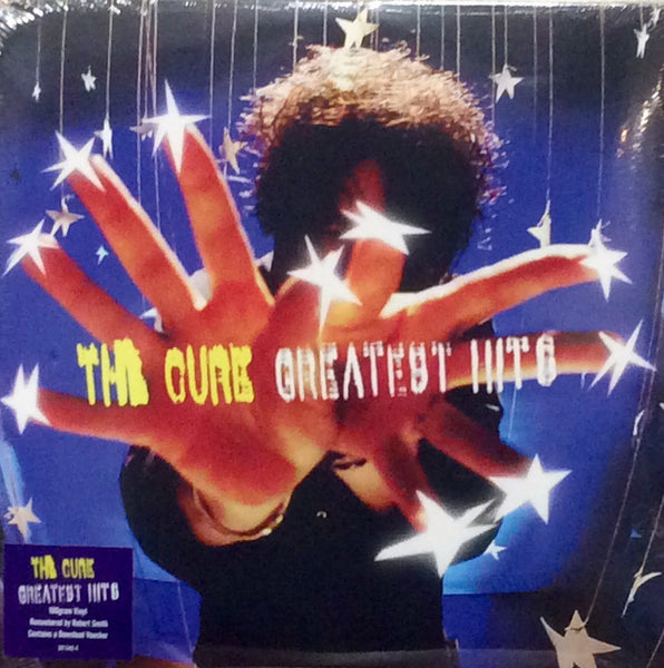 The Cure - Greatest Hits, New Double LP 180g Vinyl + Download