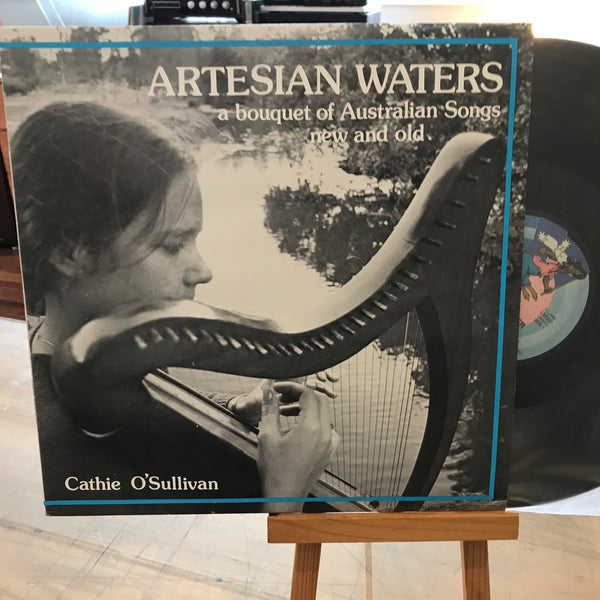 "Cathie O'Sullivan ""Artesian Waters"", Larrikin Records LRF047"