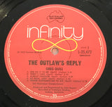 Greg Quill ‎– The Outlaw's Reply, 1975 Infinity ‎– L 35472