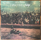 "Neil Young ‎– ""Time Fades Away"", Original 1973 Australian Reprise Records ‎– MS 2151 with 23""x35"" lyric poster."