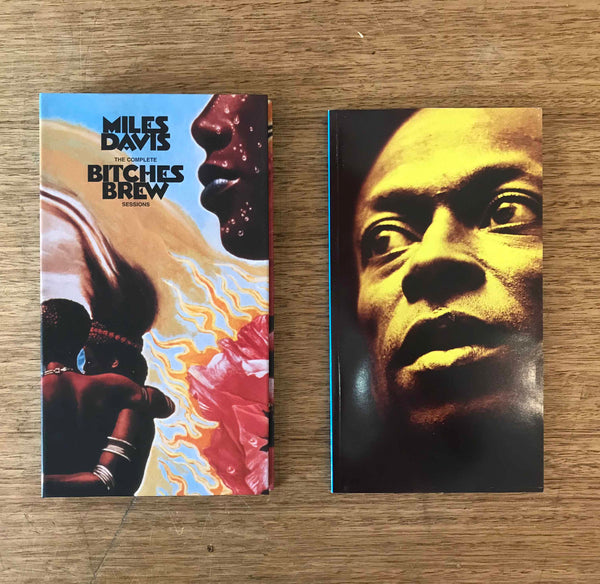 Miles Davis ‎– The Complete Bitches Brew Sessions. US Columbia ‎– C4K 90924, 4CD Long Box