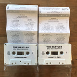 "The Beatles ""Radio Broadcasts"", 2 x Tapes Copied in Real Time by Maria Gordon Abbey Road Studios on 28th Oct. 1994"