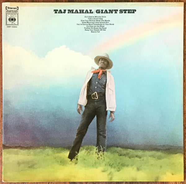 "Taj Mahal ‎– ""Giant Step / De Ole Folks At Home"", Australian Columbia ‎– S2BP 220044"