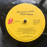 The Rolling Stones ‎– Sticky Fingers, 1st 1971 Australian Rolling Stones Records ‎– COC 59100