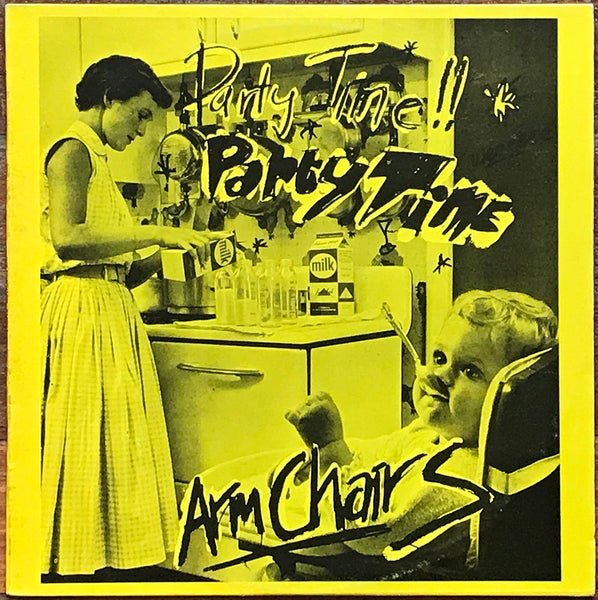 "The Armchairs ""Party Time"", 1980 Reverse Records MLB002"