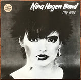 "Nina Hagen Band ""My Way"", 1980 Australian Avan-Guard ‎– 12 9030. 12"" 45 RPM"