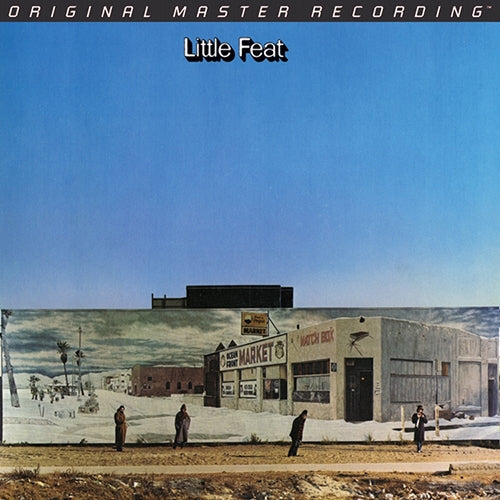 Little Feat - Self Titled, GAIN 2™ Ultra Analog, MOFI 180g Audiophile Vinyl LP (MFSL 1-299)