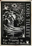 Louis Tillett, Ego Tripping At The Gates of Hell, James Sawers cover homage to Aleister Crowley tarot, 1987 poster