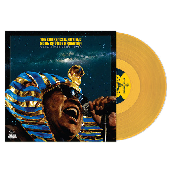 The Barrence Whitfield Soul Savage Arkestra ‎– Songs From The Sun Ra Cosmos. Sundazed Music ‎– MH-8089. Funk / Soul
