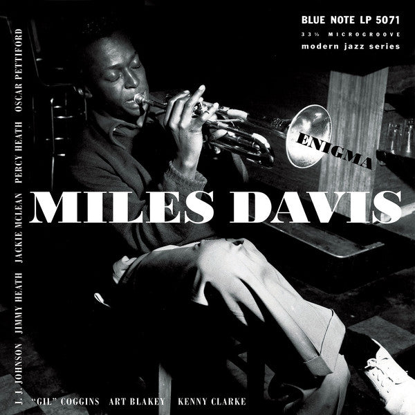 "Miles Davis ‎– ""Enigma"", 2014 10"" Blue Note ‎– BLP 5071, New (Sealed) Vinyl"