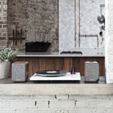 Ruark MR1 Mk2 Bluetooth Speakers. Bluetooth with aptX for CD-quality wireless audio.