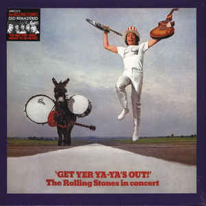 "The Rolling Stones ""'Get Yer Ya-Ya's Out!"" - Remastered New Vinyl"