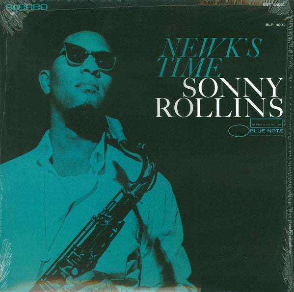 "Sonny Rollins - ""Newk's Time"" 180g Vinyl Blue Note Stereo 84001"