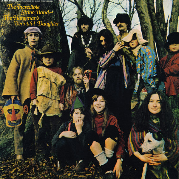 The Incredible String Band ‎– The Hangman's Beautiful Daughter, 2003 Sundazed Music ‎– LP 5129